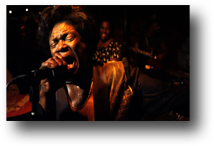 Charles performing as Black Velvet at Essence Bar and Restaurant in Brooklyn